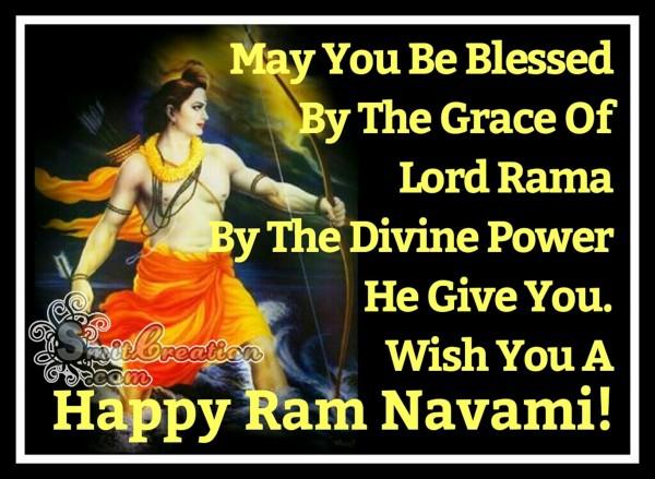 Wish You A Happy Ram Navami