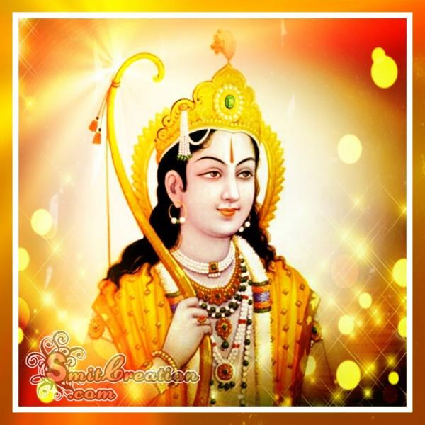 Shri Ram Beautiful Image