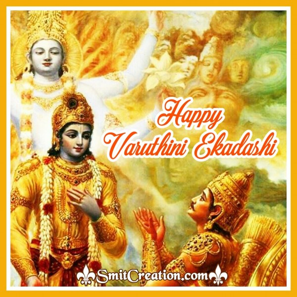 Happy Varuthini Ekadashi