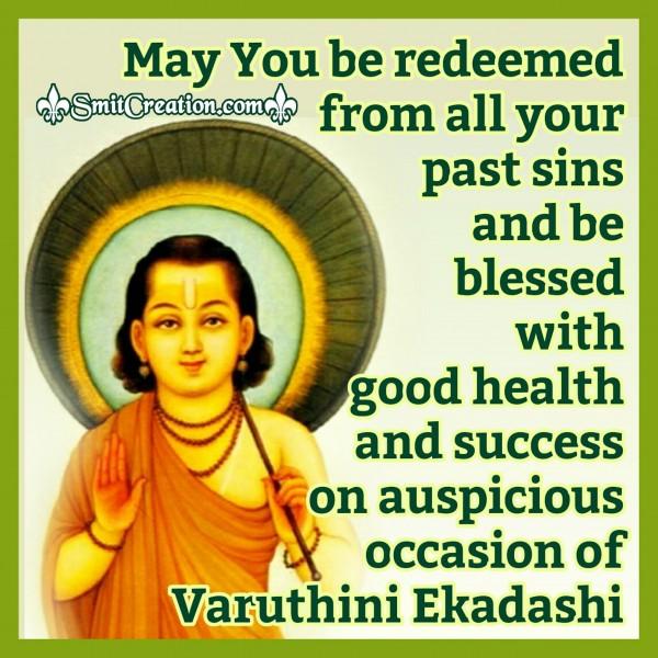 Happy Varuthini Ekadashi