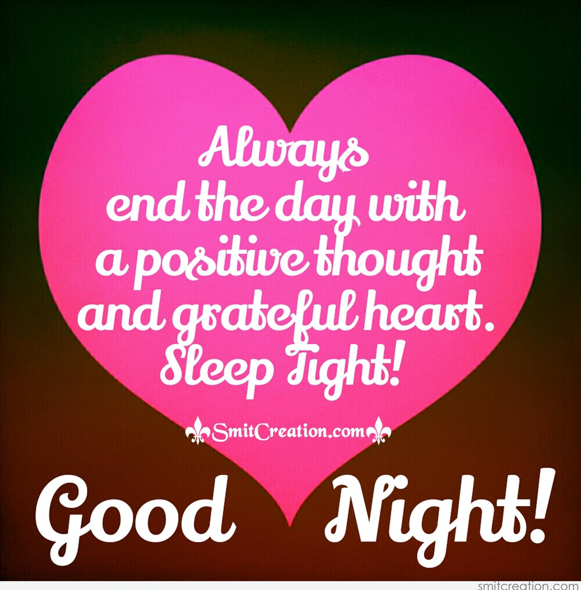 Good Night Inspirational Quotes Pictures And Graphics Smitcreationcom