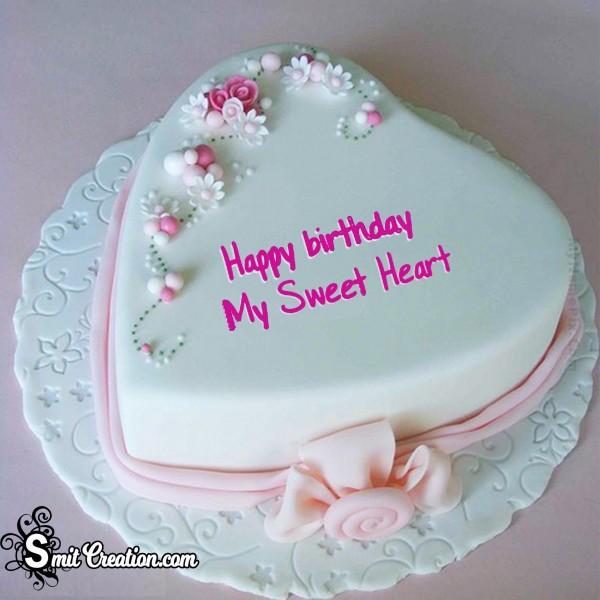 Happy Birthday My Sweet Heart