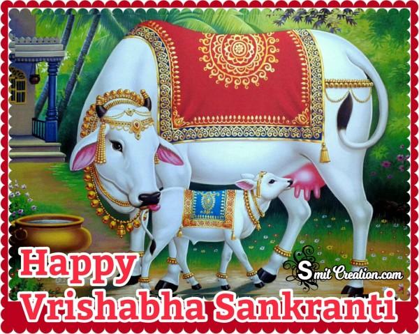Happy Vrishabha Sankranti