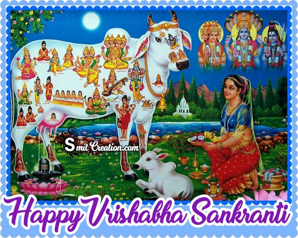 Happy Vrishabha Sankranti