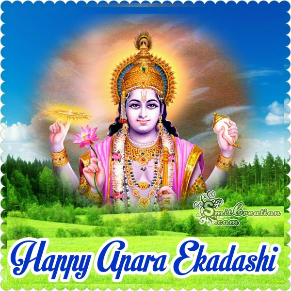 Happy Apara Ekadashi