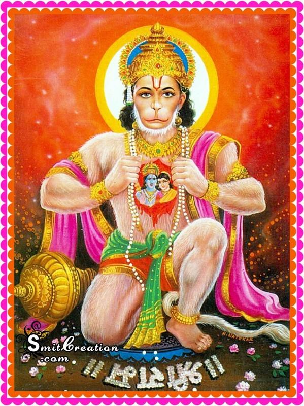 Hanuman Bhagwan