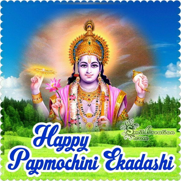 Happy Papmochini Ekadashi
