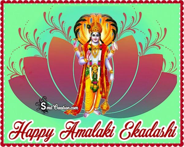 Happy Amalaki Ekadashi