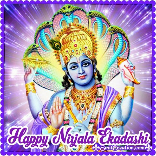 Happy Nirjala Ekadashi