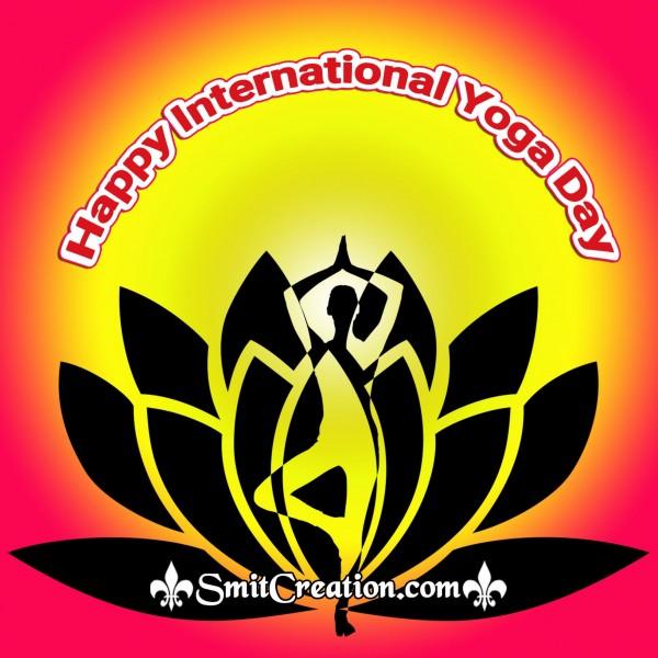 Happy International Yoga Day