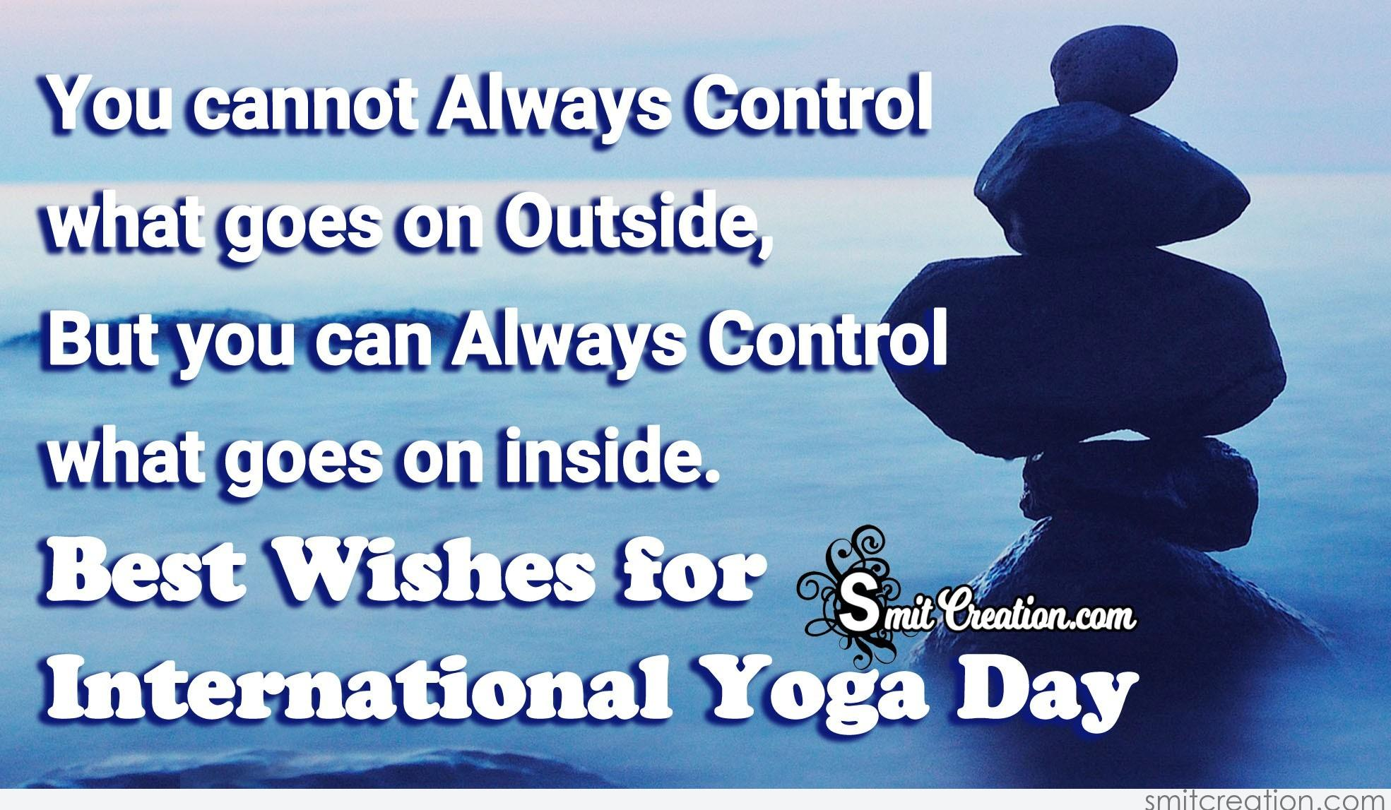 Best Wishes For International Yoga Day Smitcreationcom