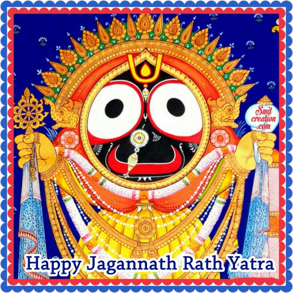 Jagannath Rath Yatra Pictures and Graphics - SmitCreation.com