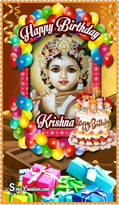 Happy Birthday Kriushna