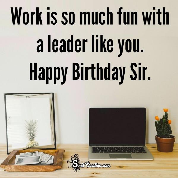 Happy Birthday Sir Smitcreation Com Wish You Happy Birthday Sir