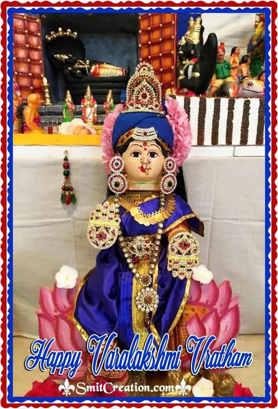 Happy Varalaxmi Vratham