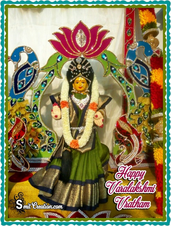 Happy Varalaxmi Vratham