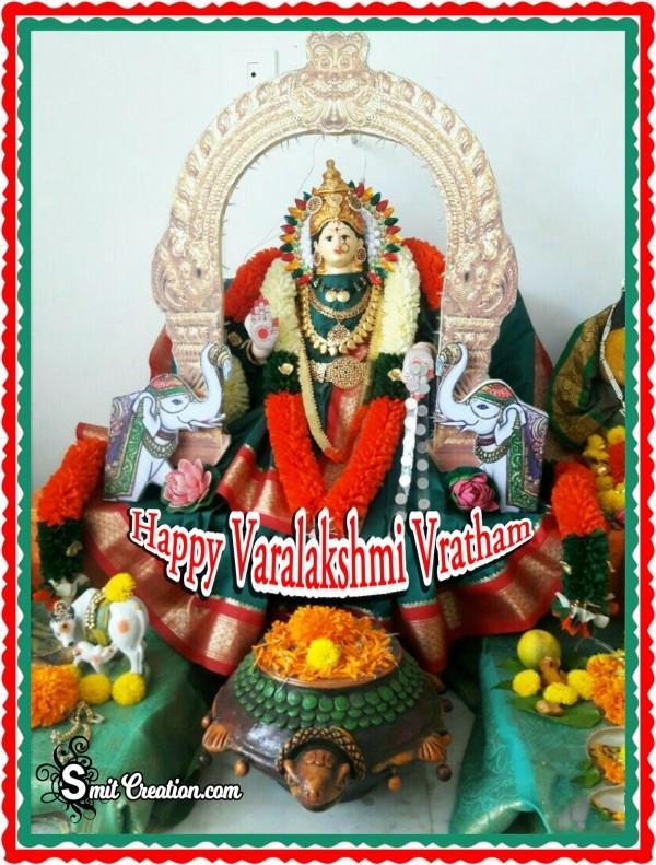 Happy Varalakshmi Vratham