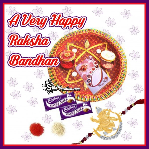 A Very Happy Raksha Bandhan