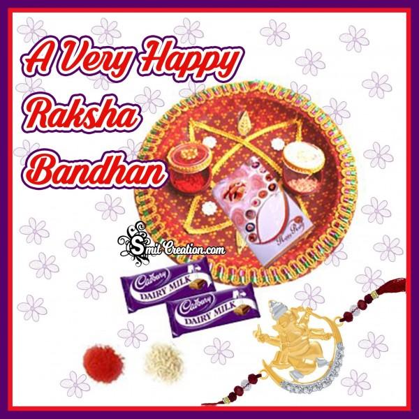 A Very Happy Raksha Bandhan