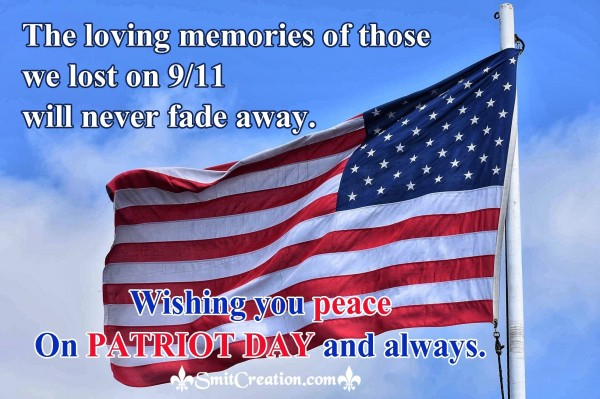The loving memories of those We lost on 9/11