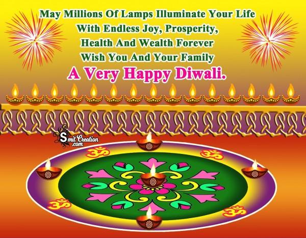 A Very Happy Diwali