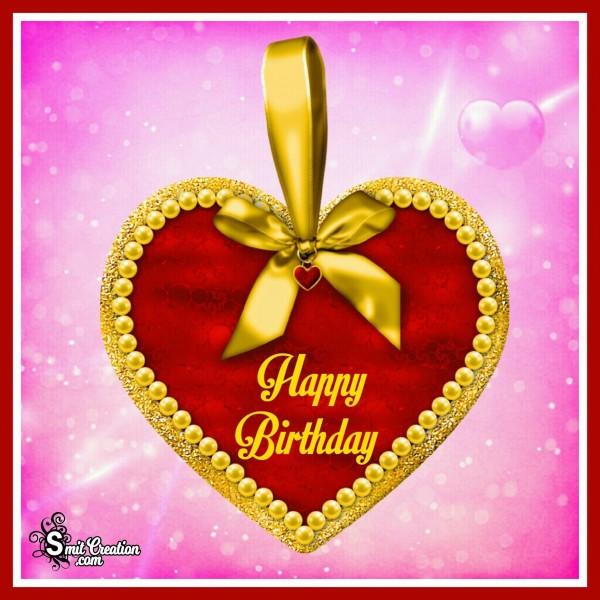 Happy Birthday Sweet Heart