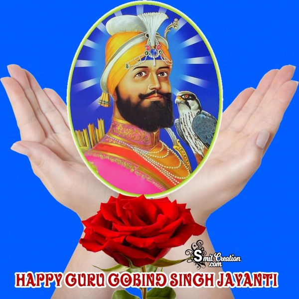 Happy Guru Gobind Singh Jayanti Photo
