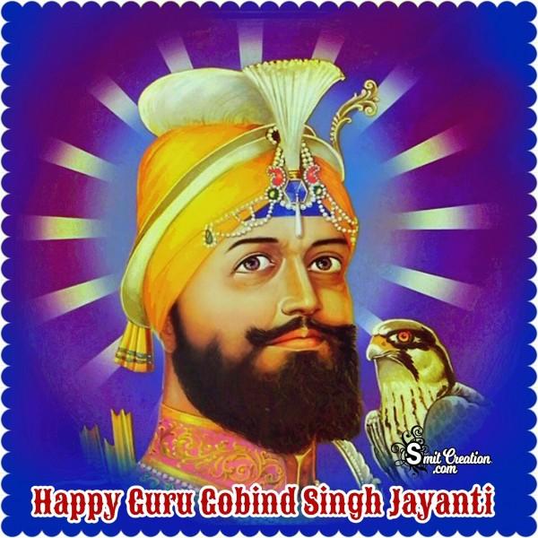 Happy Guru Gobind Singh Jayanti Picture