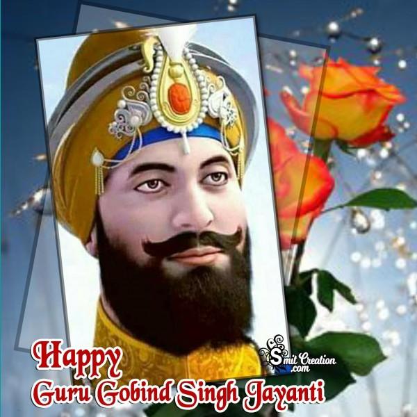 Happy Guru Gobind Singh Jayanti