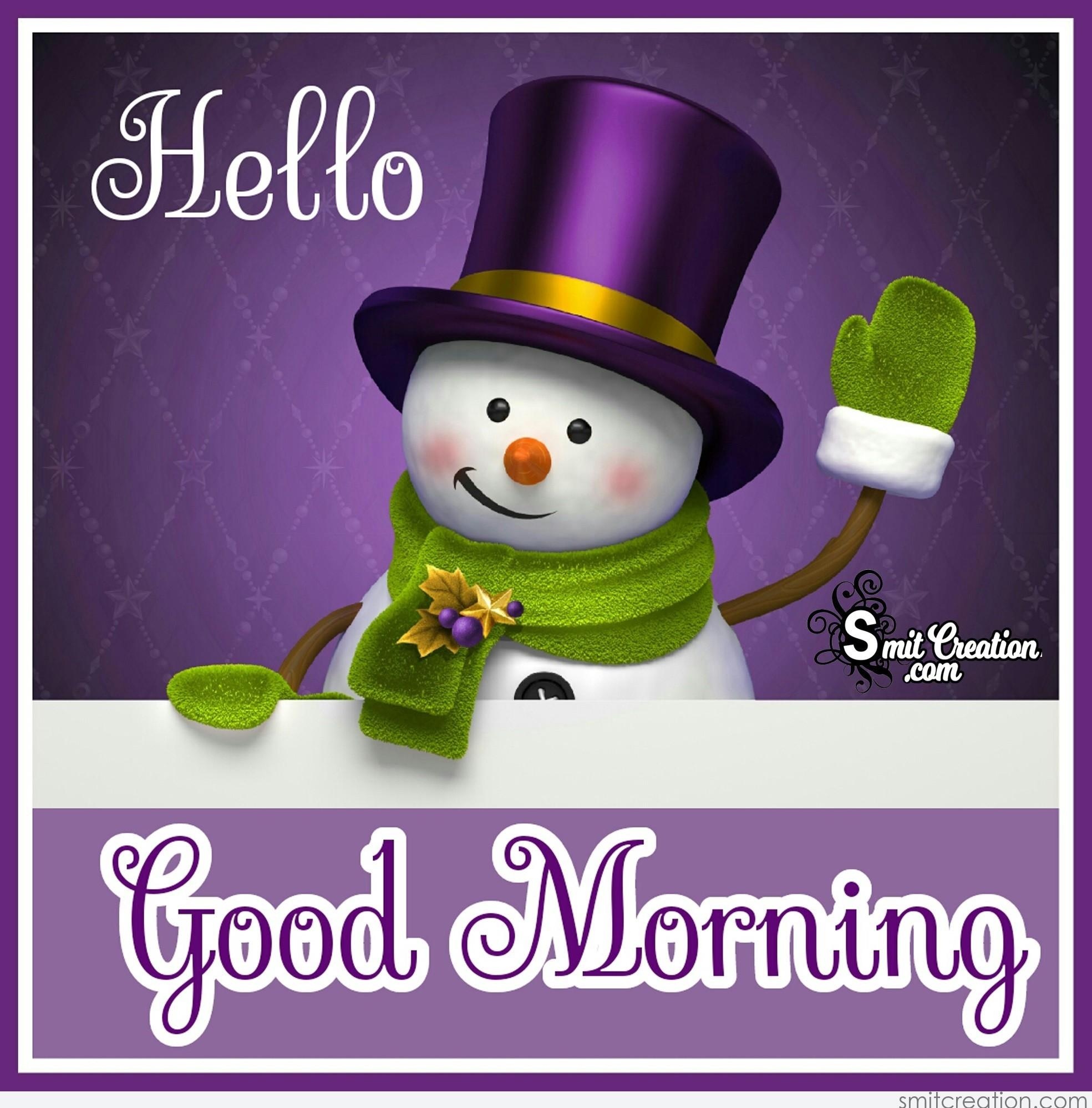 Hello Morning Pictures And Graphics Smitcreation
