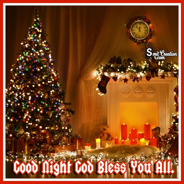 Good Night Christmas