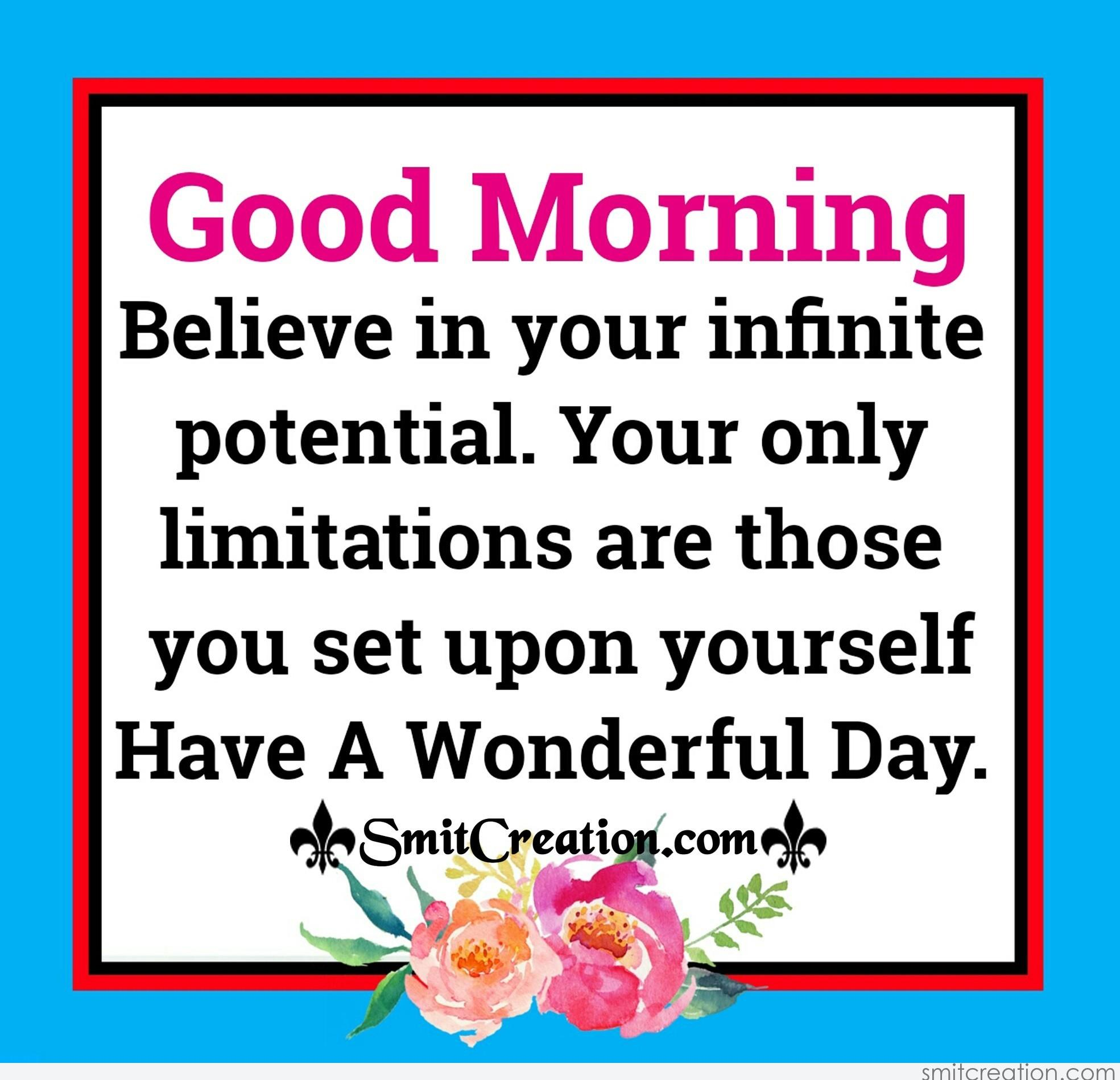 Inspirational Message Of The Day Good Morning Inspirational Quotes Pictures And Graphics