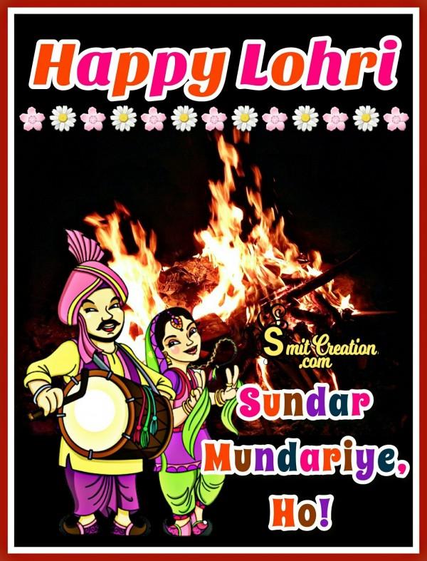 Happy Lohri – Sundar Mundariye Ho