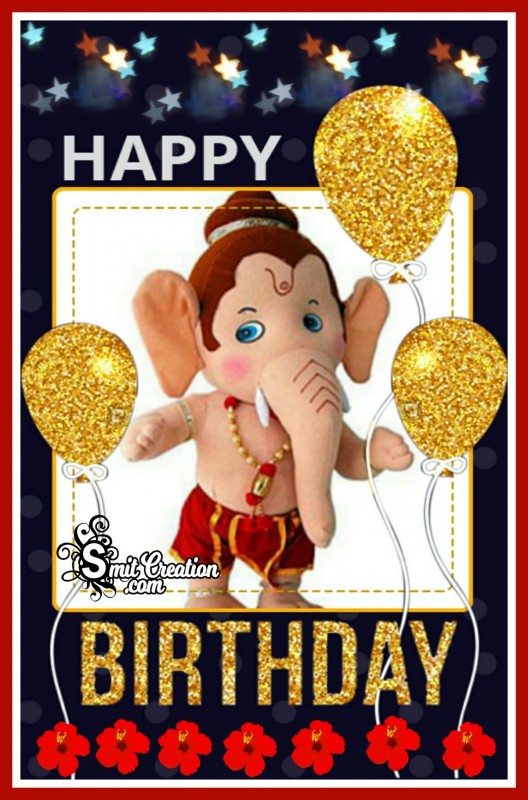Happy Birthday Ganesha