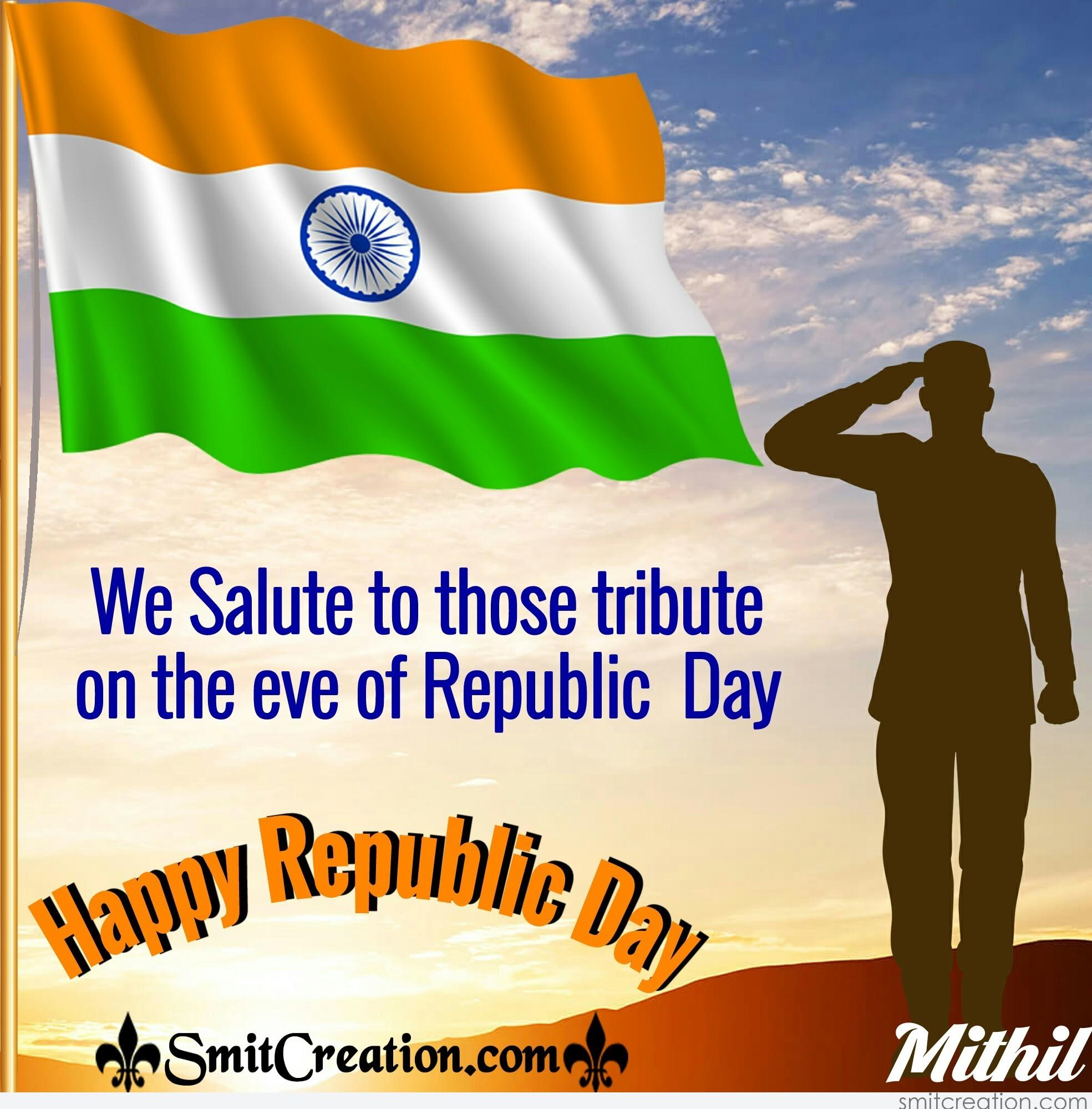Republic Day Pictures And Graphics Smitcreation