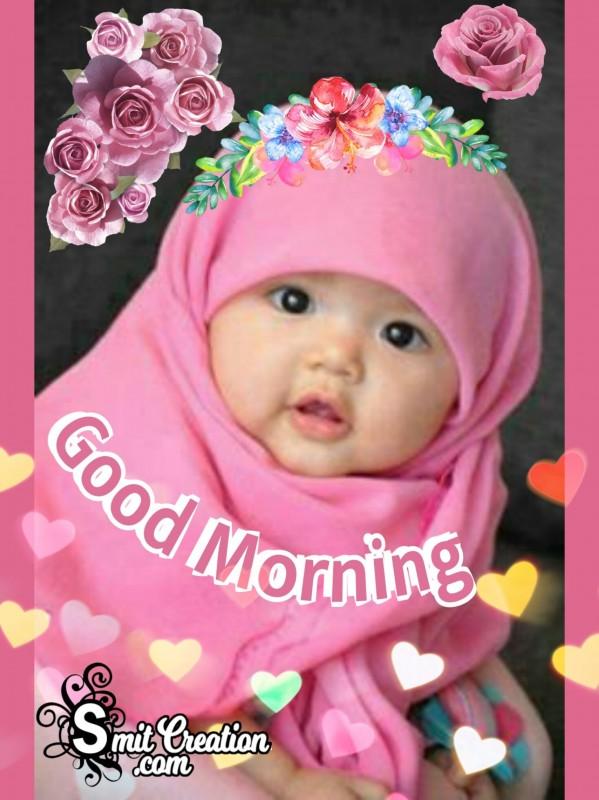 Good Morning Sweet Baby
