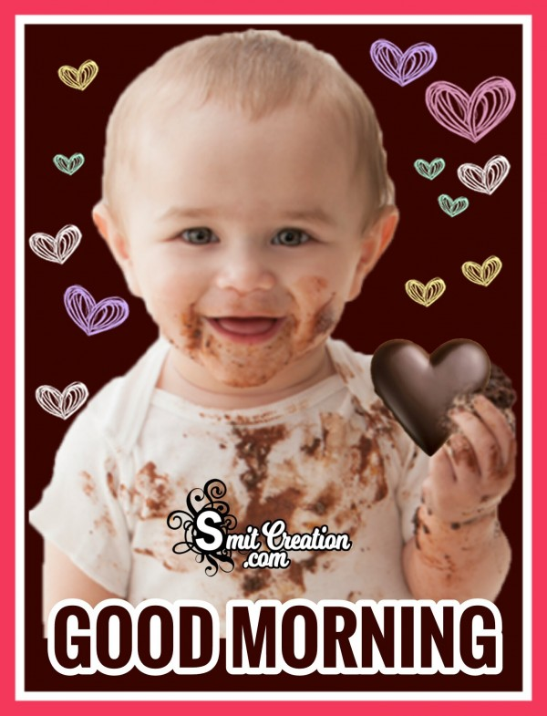 Good Morning – Happy Chocolate Day