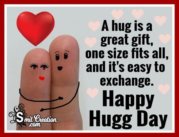 Happy Hugg Day