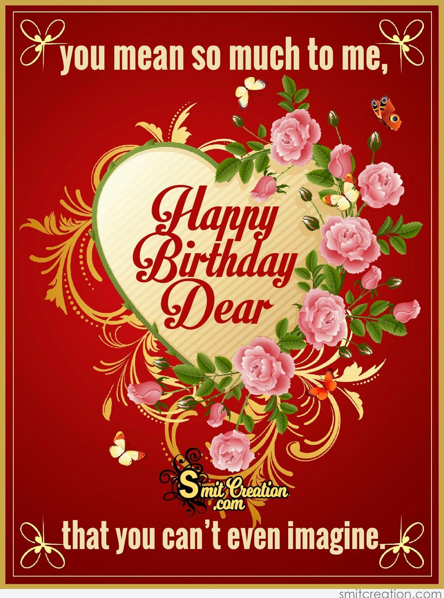 Birthday and Graphics SmitCreation