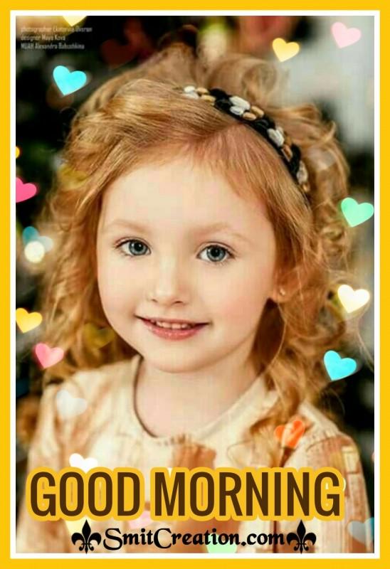 Good Morning Sweet Baby Image Smitcreationcom