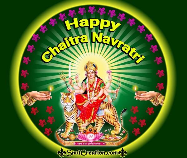 Happy Chaitra Navratri