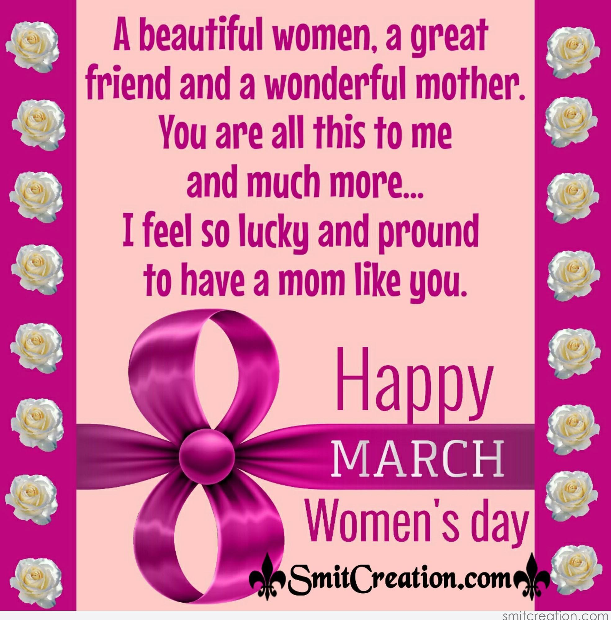 Womens Day Pictures And Graphics Smitcreationcom