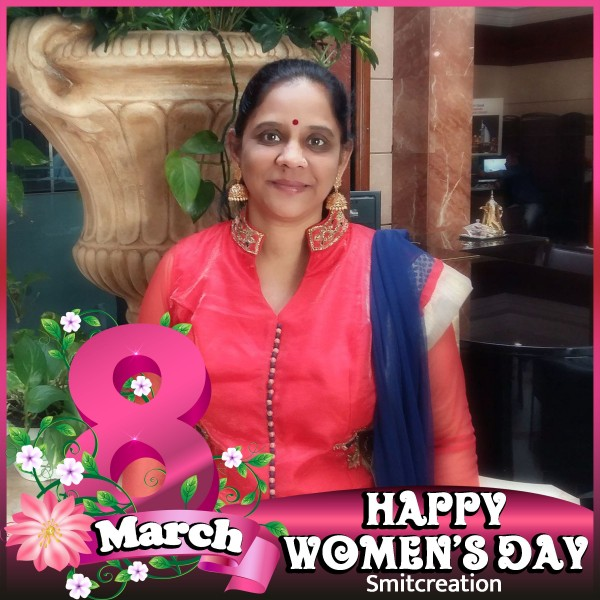 Dedicated to all the Womanhood of the World