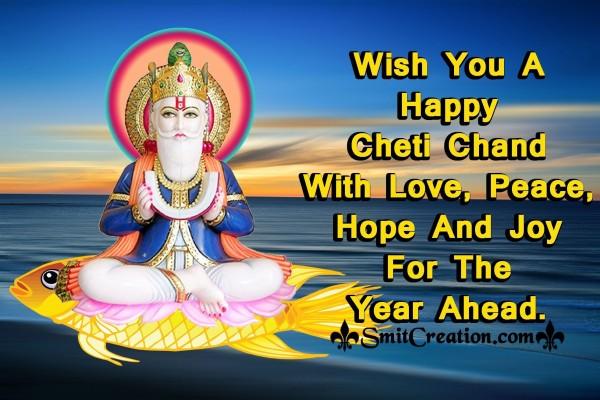 Wish You A Happy Cheti Chand