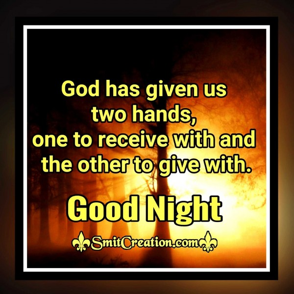 Good Night God Quote