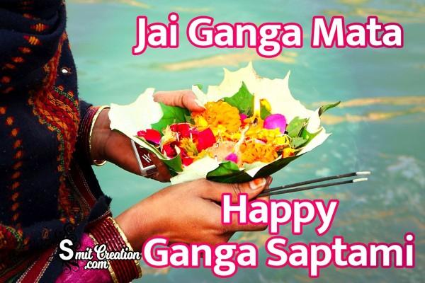 Happy Ganga Saptami – Jai Ganga Mata
