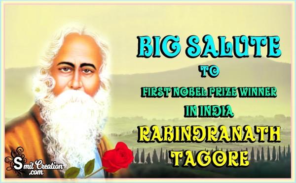 Happy Rabindranath Tagore Jayanti