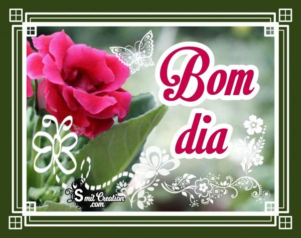 Good Morning – Bom dia