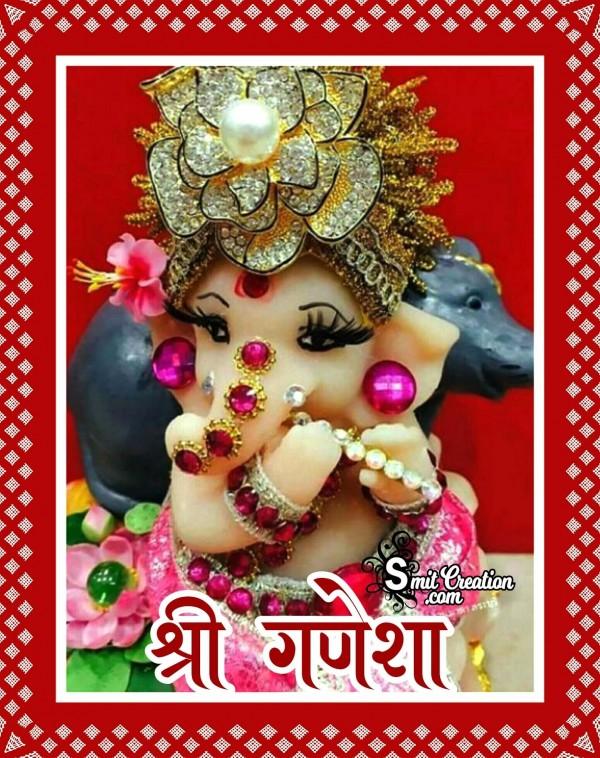 Shri Bal Ganesha Image
