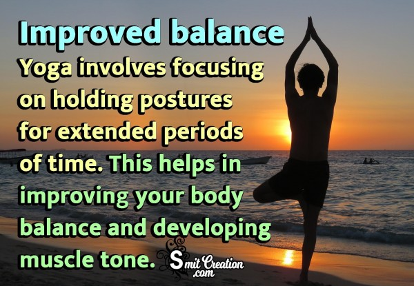 Improved Balance